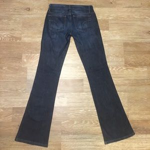 Joe's Jeans Jeans - Joe's The Rocker Lean Fit dark wash Jeans